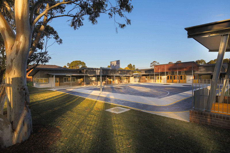 Harcourt & Wangee Park School